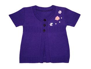 Джемпер 19-030 фиолетовый