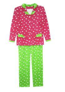 Женская теплапя пижама 3-3-52