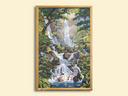 Картина из гобелена - Водопад Романтика