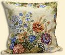 Чехол на подушку - Первоцветы 2575