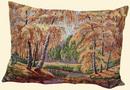Чехол на подушку - Осеннее озеро 3758