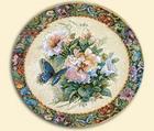 Салфетка декоративная Вальс цветов - c 2805