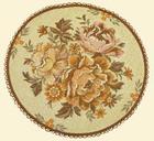 Салфетка декоративная Золотая чаша - c 3576