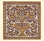Салфетка декоративная Восточные мотивы - c 3802
