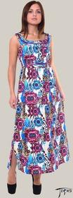 Платье из трикотажного полотна 100 % хб артикул 6-40