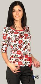 Женская блуза-стрейч из вискозы  с-23