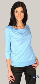 Женская блуза-стрейч из вискозы  с-25