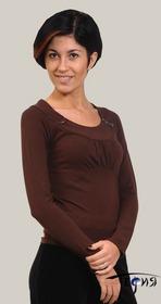 Женская блуза-стрейч из вискозы с-29