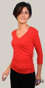 Женская блуза-стрейч из вискозы  с-30