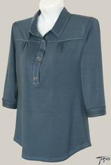 женская блуза-стрейч с-32
